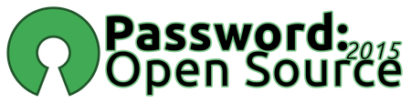 Password: Open Source 2015