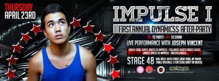 ATP NY Presents: IMPULSE I | DynamiCSS After-Party...