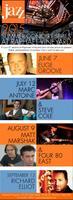 Marc Antoine & Steve Cole: Jazz On The Island Summer...