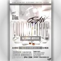 OSAW- All White Alumni Affair