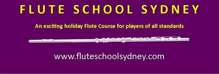 Flute School Sydney Beginner - Grade 4 Day