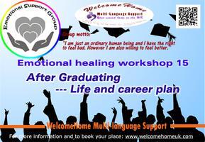 Emotional healing workshop 15: After graduating---...