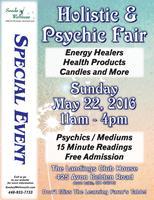 Holistic and Psychic Fair