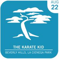 Eat See Hear The Karate Kid Outdoor Movie