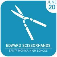 Eat See Hear Edward Scissorhands Outdoor Movie