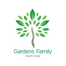 Gardens Family Health Center logo