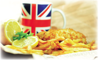 Fish & Chips (or Chicken!) with OPERATION CHILLOUT!