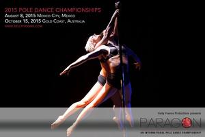 PARAGON 2015: Competitor Registration (AUSTRALIA)