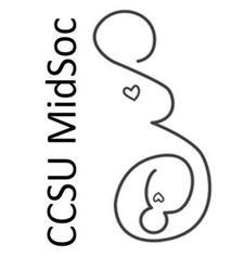 CCSU Midwifery Society logo