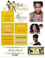 Koils-n-Kocktails at Healthy Hair Dimensions