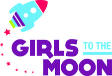 Girls to the Moon logo
