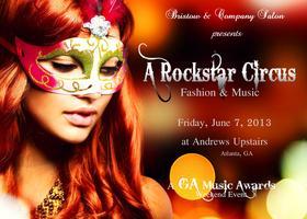 A Rockstar Circus - Fashion & Music