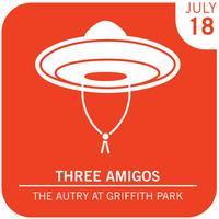 Eat See Hear ¡Three Amigos! Outdoor Movie