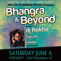 VIBC Official Afterparty: Bhangra and Beyond Featuring...
