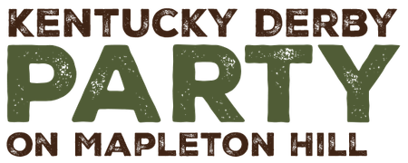Kentucky Derby Party on Mapleton Hill - SOLD OUT!