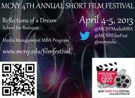 Metropolitan College of New York's 4th Annual Short...