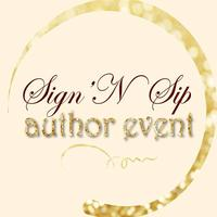 Sign 'N Sip Author Event