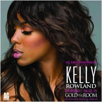 AG Entertainment Presents :: Kelly Rowland :: Thursday...
