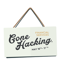 Gone Hacking - Financial Services