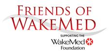 Friends of WakeMed logo