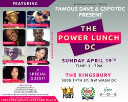 THE POWER LUNCH DC