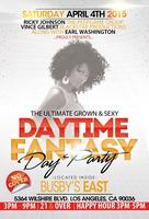 THE DAYTIME FANTASY DAY PARTY @ BUSBY'S EAST ON...