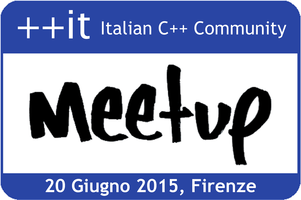 Italian C++ Community Meetup Firenze