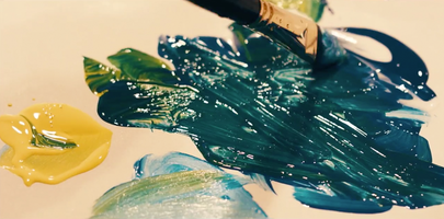 Winsor & Newton Paint Demonstrations