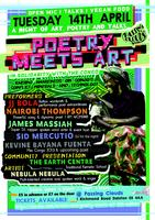 Poetry Meets Art - 18th Edition