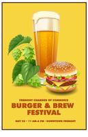 Fremont Burger and Brew Fest 2015