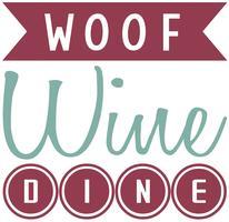 Woof Wine & Dine