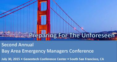 2015 Bay Area Emergency Managers Conference (BAEM)...
