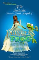 """The Princess & The Frog"" Dance Performance presented..."