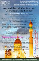 ICOP Annual Seerah Conference & Fundraising Dinner
