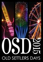 OLD SETTLERS DAYS 2015 #OSD2015