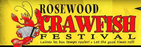 Volunteer @ 9th Annual Rosewood Crawfish Festival 2013
