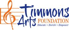 Timmons Arts Foundation logo