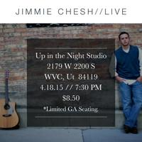 Jimmie Chesh Live at Up In The Night Studio