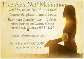 FREE Neti Neti Yoga Meditation