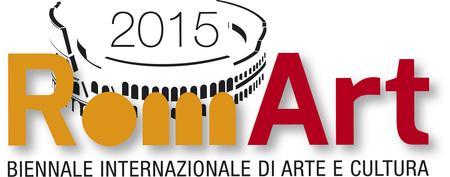 ROMART 2015 - Biennale Internazionale di Arte e Cultura