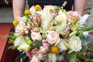 Flower Design Basics, Level 1 Unit C - Wedding Workshop
