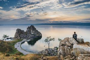 Baikalsee Yoga - ein Naturerlebnis und eine Reise...