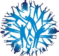 The Disability Resource Centre logo