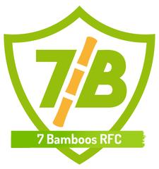 7 Bamboos RFC logo