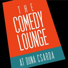The Comedy Lounge at Duna Csarda logo