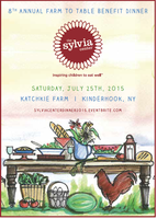 The Sylvia Center's Farm to Table Benefit Dinner