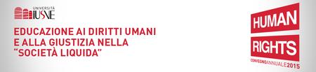 Convegno IUSVE - Human Rights