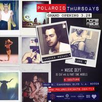 Homemade Events Presents: Polaroid Thursday - FREE...