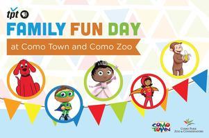 TPT Family Fun Day at Como Town and Como Zoo 2015