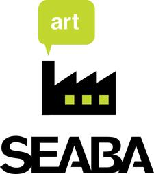 SEABA (South End Arts & Business Association) logo